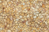 Seamless background of stone wall