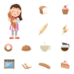 Baker  icons
