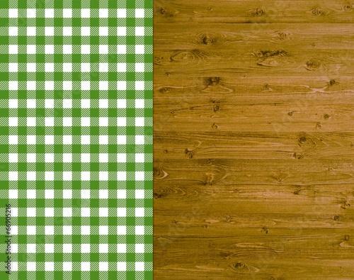 traditioneller hintergrund holz mit gr n wei er tischdecke stockfotos und lizenzfreie bilder. Black Bedroom Furniture Sets. Home Design Ideas
