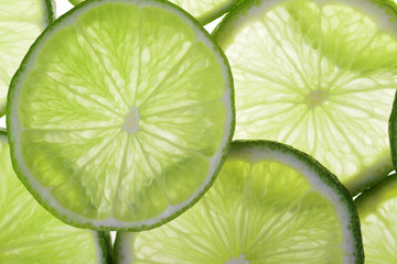 ripe fruit lime