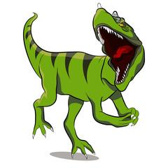 Ceratosaurus Dinosaur