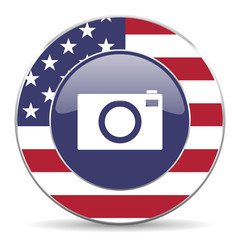 camera american icon
