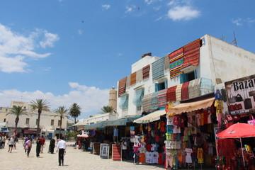 Keuken foto achterwand Tunesië Медина