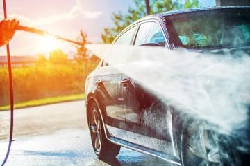 Summer Car Washing