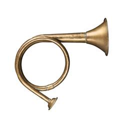 Fototapeten Jagd Hunting horn