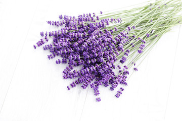 Türaufkleber Lavendel lavande