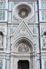 Fototapete - Basilica of Santa Maria del Fiore in Florence, Italy
