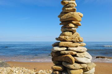 Balance of stones