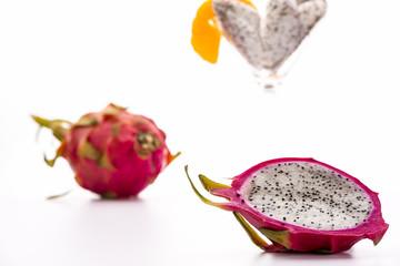 Pitaya for dessert