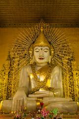 Buddha Image , Mandalay in Myanmar (Burmar)