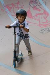 Au skate park