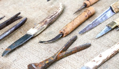 ancient tools and farrier tools obsolete 2