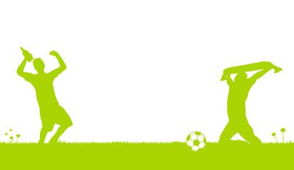 Freude Feier Fußball