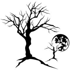 twisted tree design