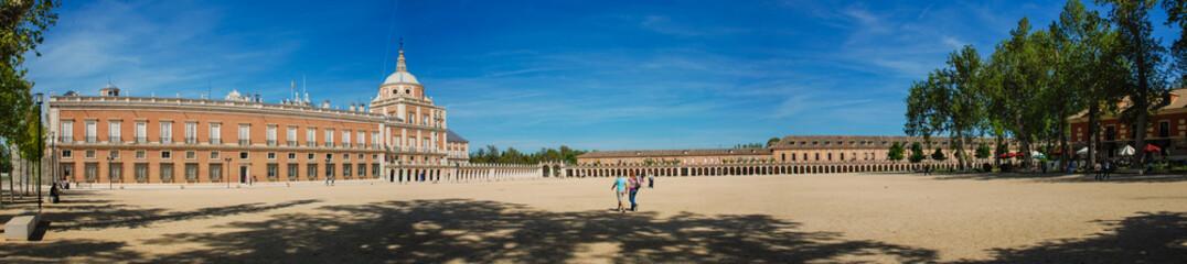 Foto op Textielframe Artistiek mon. Royal Palace of Aranjuez