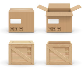 Boîtes vectorielles 2