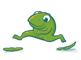 Leaping Frog