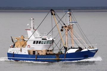 Fischkutter auf See