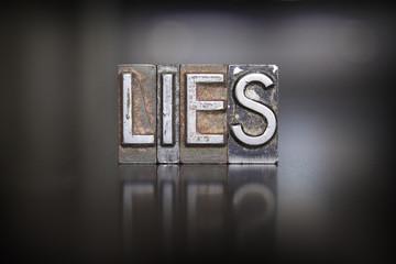 Lies Letterpress