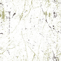 Seamless aged rusty grunge texture, vector background.