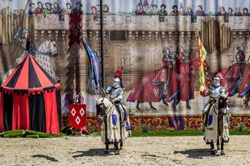 Les Chevaliers du Puy du Fou