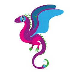 Dragon scorpion