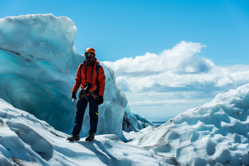 Gletscher Wanderung - Expedition