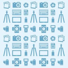 seamless pattern Photographer