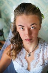 Portrait of the bride 2