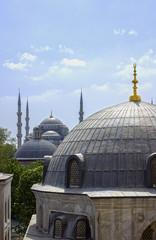 Window of Hagia Sophia