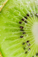 Background fruit kiwi