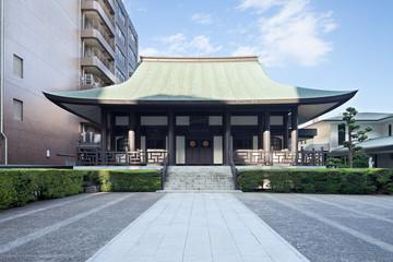 Fotomurales - Japanischer Tempel