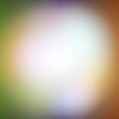 Abstract multicolored defocused lights background vector