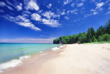 Chapel Beach Michigan UP