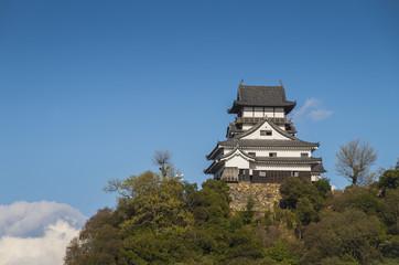 愛知県、犬山城