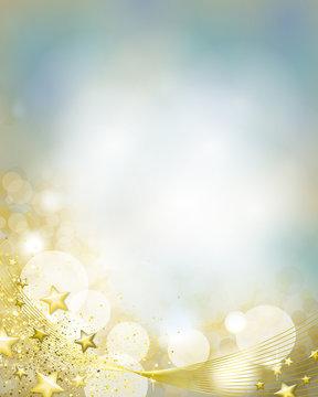 Starry Shining Background