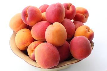 Bol d'abricots