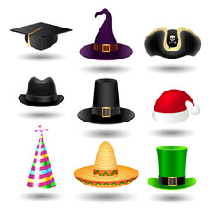 Party hat set