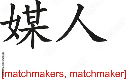Matchmaker by sign