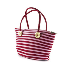 lady bag made from zipper