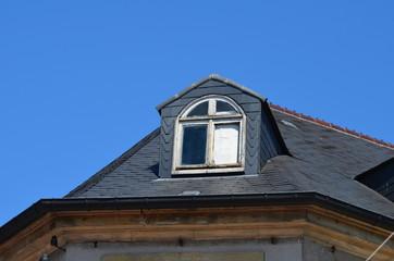 Photos illustrations et vid os de tuiles plates - Lucarne de toit castorama ...