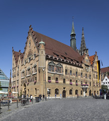 Wall Mural - Rathaus Ulm