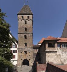 Wall Mural - Gänsturm Ulm