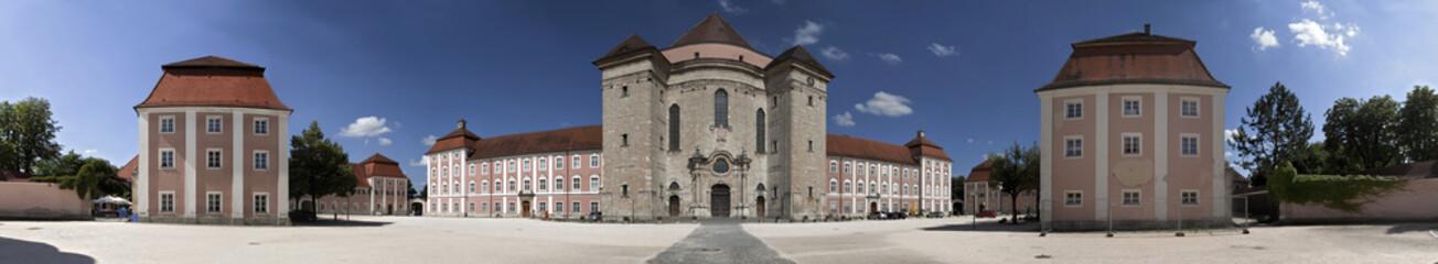 Kloster Wiblingen bei Ulm