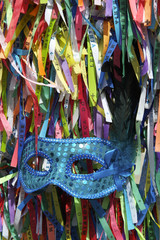 Carnival Mask Brazilian Wish Ribbons
