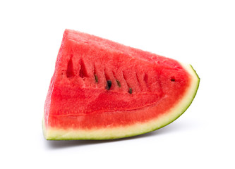 water melon on a white background