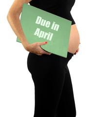 April Due Date