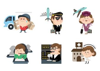 Various jobs 02