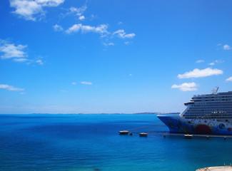 Cruise in Bermuda