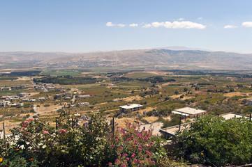 Weinbau Libanon